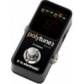 tc electronic Polytune 2 Mini Noir