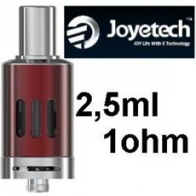 Joyetech eGo ONE clearomizer 2,5 ml 1,0 ohm -
