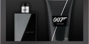 James Bond 007 Seven EdT 50 ml + sprchový gél 150