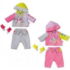 Zapf Creation Baby Born Súprava na jogging 819319