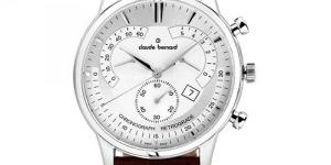 Claude Bernard Gatwick Chrono Retrograde 01506 3