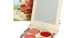 theBalm How Bout Them Apples Cheek And Lip Cream