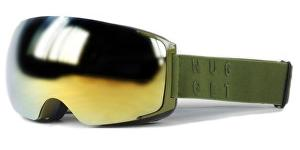 Nugget Lyžiarske okuliare Discharge Goggles C Army