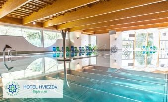 Hotel Hviezda*** so vstupom do wellness a