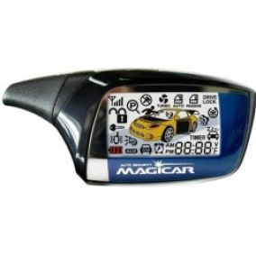 Autoalarm Magicar M881A CAN BUS