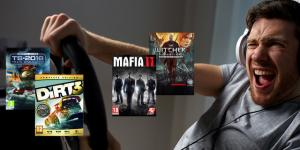 PC hry cez STEAM: Mafia 2, Witcher 2, Shadow of