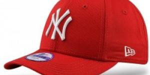 New Era 39thirty MLB League Basic NY Yankees