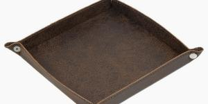 Tidy tray brown by Homania