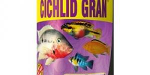 Tropical Cichlid Gran 1000 ml, 550 g