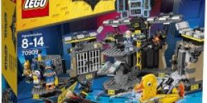 LEGO Batman Movie 70909 Vlámania do Batcave