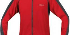 GORE Phantom 2.0 SO jacket red/black