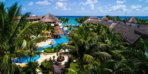 Letecky Mexiko, Cancún: The Reef Coco Beach 4* s