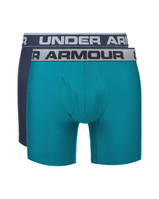 "Under Armour Original Series 6"" Boxerky 2 ks Modrá"