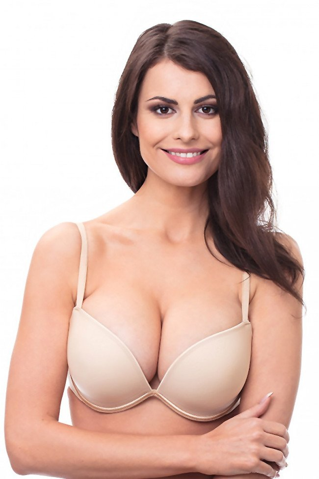 Podprsenka Wonderbra Ultimate Double Push-Up plunge