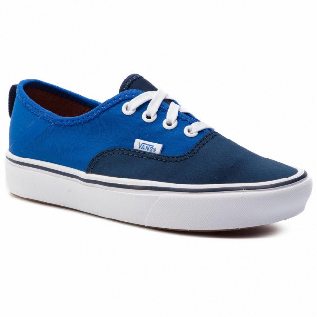 Tenisky VANS - Comfycush Authe VN0A3WM8VN91  (2 Tone) Dress Blues/Lapi