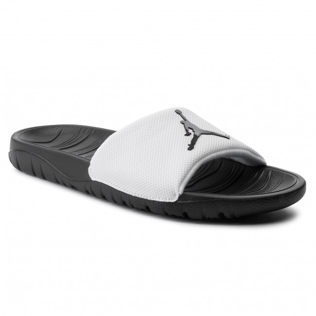 Šľapky NIKE - Jordan Break Slide AR6374 100 White/Black/Black
