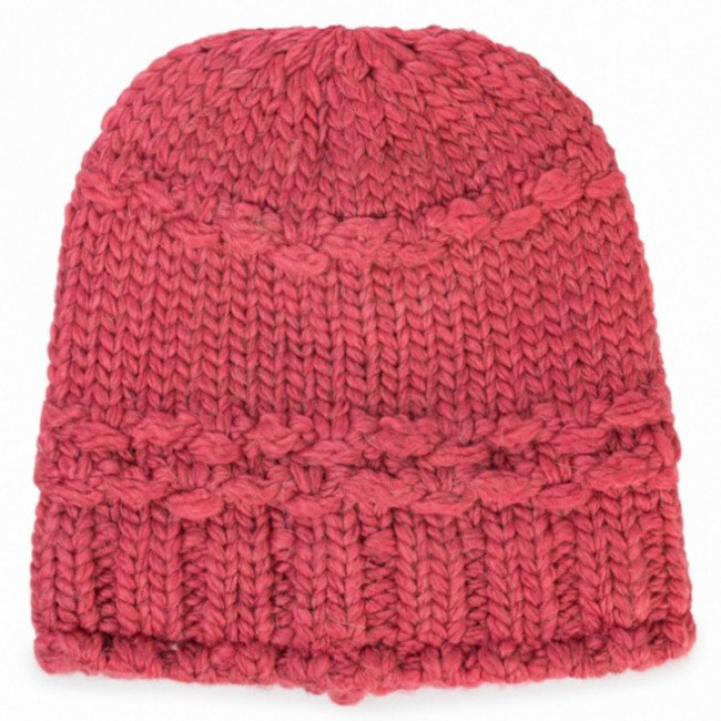 Čiapka SALOMON - Diamond Beanie LC1138900 Garnet Rose