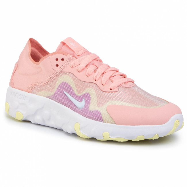 Topánky NIKE - Renew Lucent BQ4152 600 Bleached Coral/White