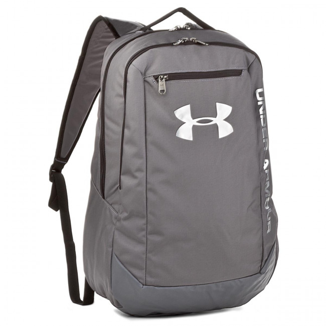 Ruksak UNDER ARMOUR - Ua Hustle Backpack 1273274-040 Ldwr/Gph/Gph/Slv