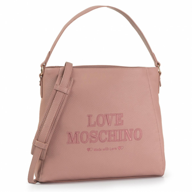 Kabelka LOVE MOSCHINO - JC4287PP08KN0601 Cipria