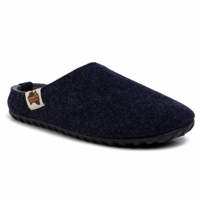 Papuče GUMBIES - Outback Slipper Navy & Grey