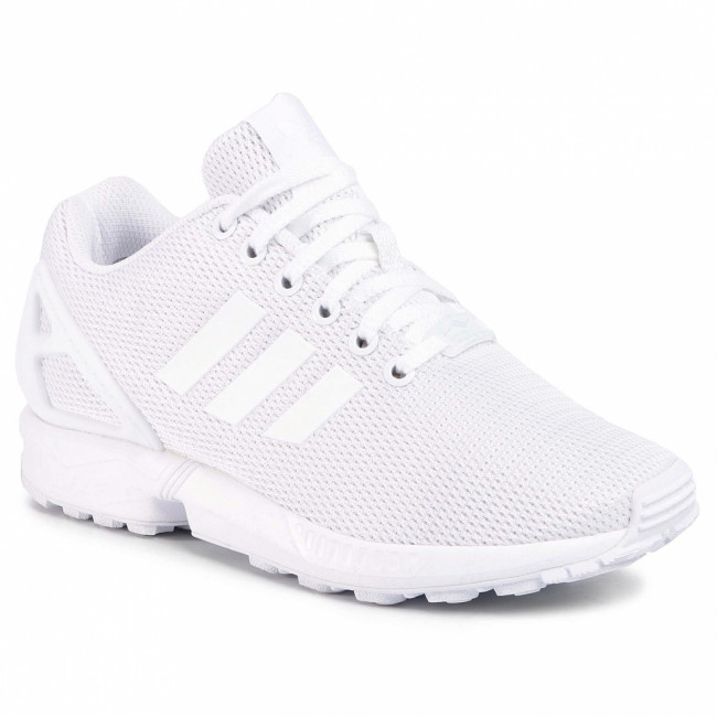 Topánky adidas - Zx Flux S32277 Ftwwht/Ftwwht/Clgrey