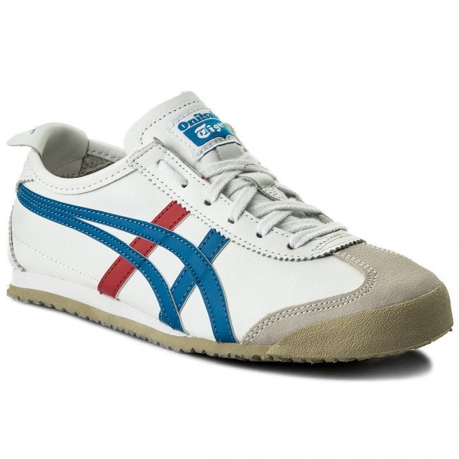 Sneakersy ONITSUKA TIGER - Mexico 66 DL408 White/Blue 0146