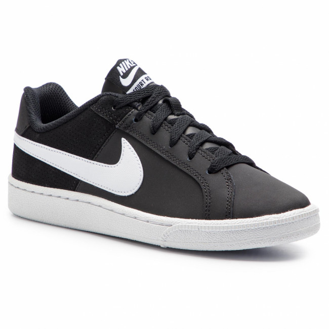 Topánky NIKE - Court Royale 749867 010 Black/White