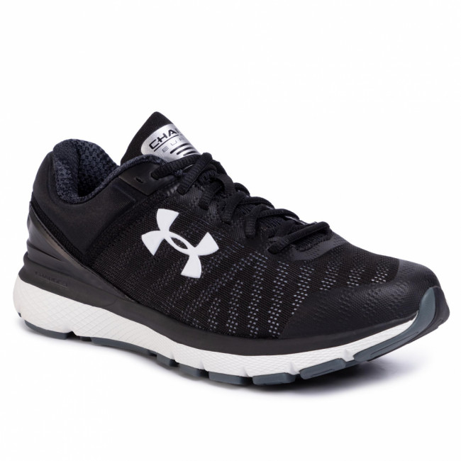 Topánky UNDER ARMOUR - Ua Charged Europa 2 3021253-003 Blk