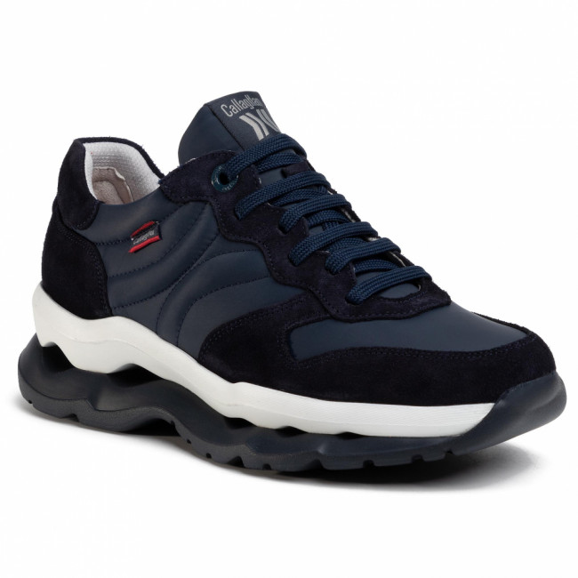 Sneakersy CALLAGHAN - Luxe 17801 Azul