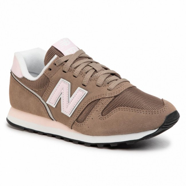 Sneakersy NEW BALANCE - WL373BB2 Hnedá
