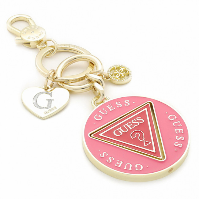 Prívesok GUESS - Not Coordinated Keyrings RW8379 P0201 RED