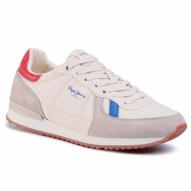 Sneakersy PEPE JEANS - Tinker Jogger PMS30614 Blue 551