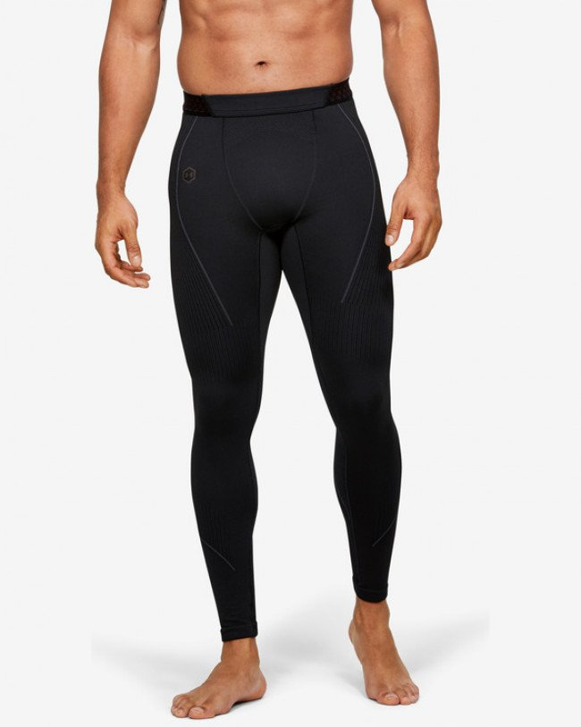 Under Armour Rush™ Seamless Legínsy Čierna
