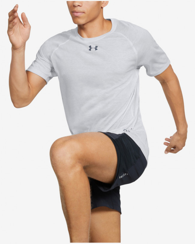 Under Armour Breeze Tričko Šedá