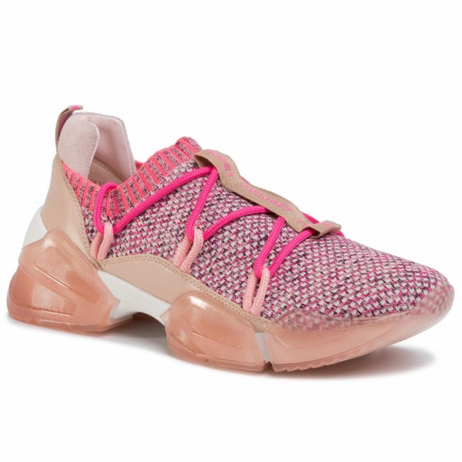Sneakersy TWINSET - Running 201TCP154  Bic. Rosa/Fuxia 04851
