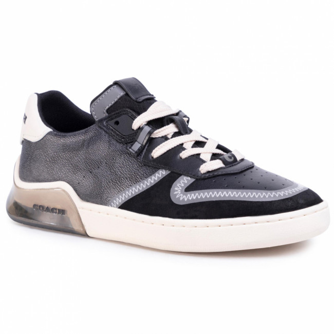 Sneakersy COACH - Ctysl Sig Crt G5015 10011275 Charcoal/Black