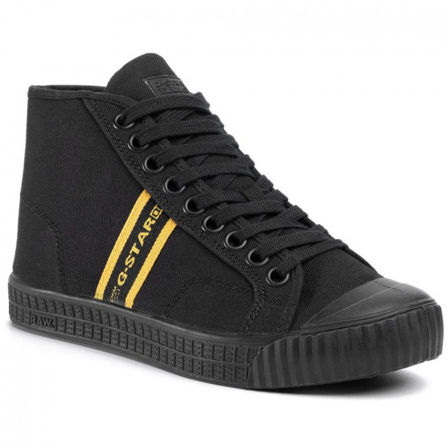 Tramky G-STAR RAW - Rovulc Og II High D16790 -158-990 Black