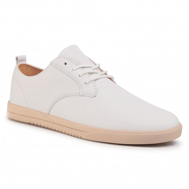 Sneakersy CLAE - Ellington CL20AEL02 White Milled Leather Vanilla
