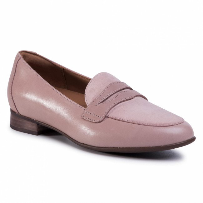Lordsy CLARKS - Un Blush Go 261475884  Dusty Pink Combination