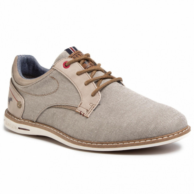 Poltopánky MUSTANG - 4150-301-4 Beige