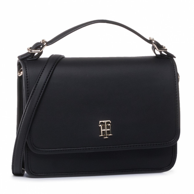 Kabelka TOMMY HILFIGER - Th Chic Crossover AW0AW07983 BDS