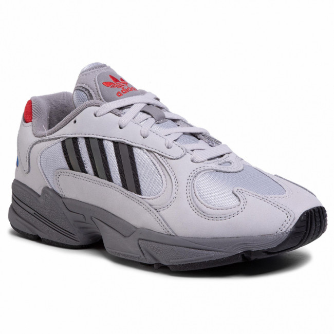 Topánky adidas - Yung-1 FV4732 Silvmt/Ngtmet/Gretwo