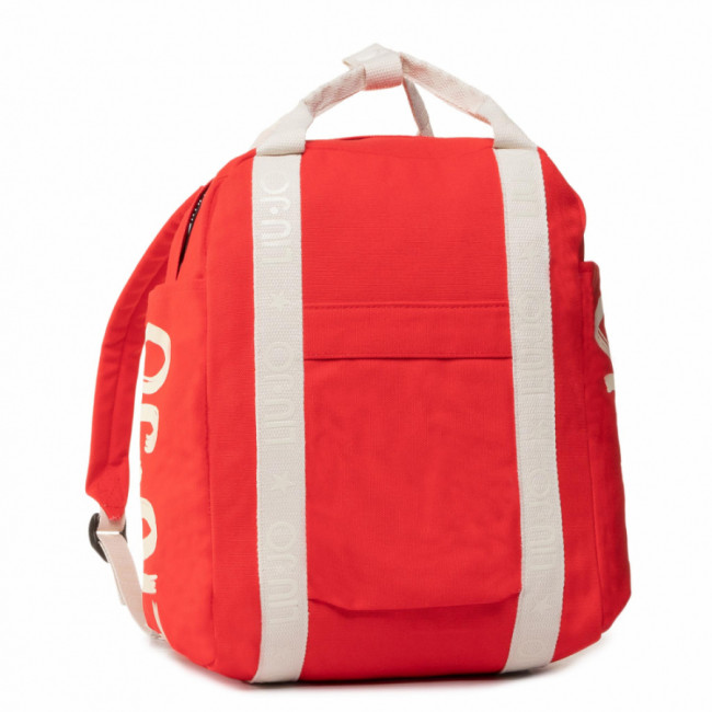 Ruksak LIU JO - Canvas Backpack 3A0001 T0300 Poppy 71656