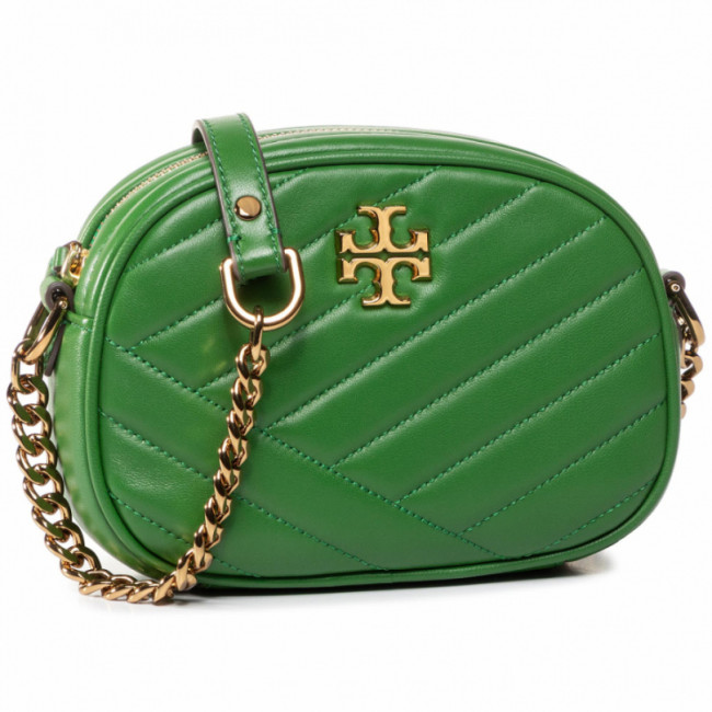 Kabelka TORY BURCH - Kira Chevron Camera Bag 60227 Shrub 305
