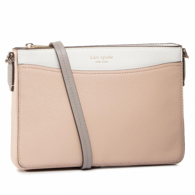 Kabelka KATE SPADE - Margaux Medium Convertible Crossbody PXRUA219 Blush Multi 685