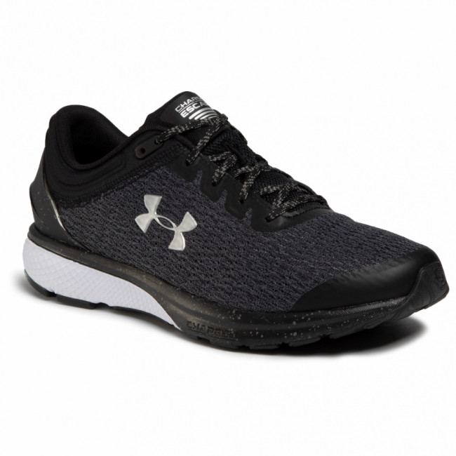 Topánky UNDER ARMOUR - Ua W Charged Escape 3 3021966-001 Blk