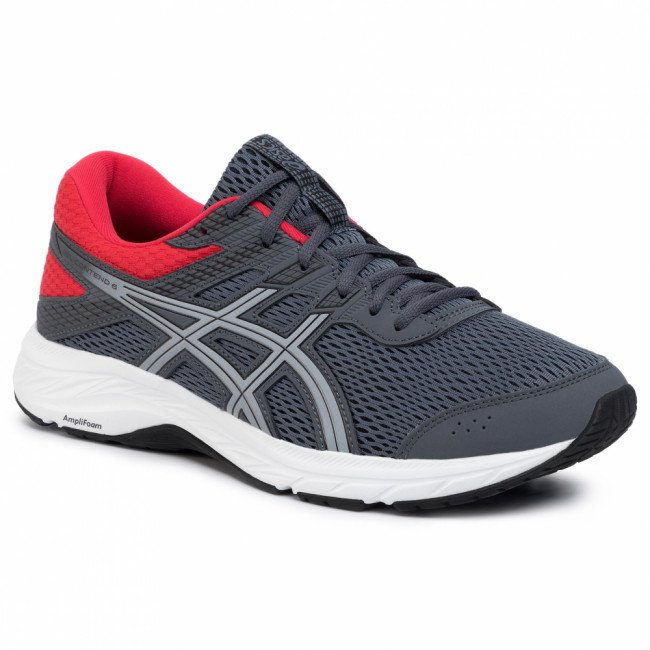 Topánky ASICS - Gel-Contend 6 1011A667 Carrier Grey/Sheet Rock 021