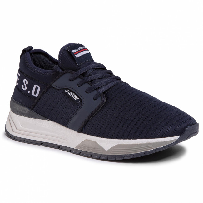 Sneakersy S.OLIVER - 5-13639-24 Navy 805