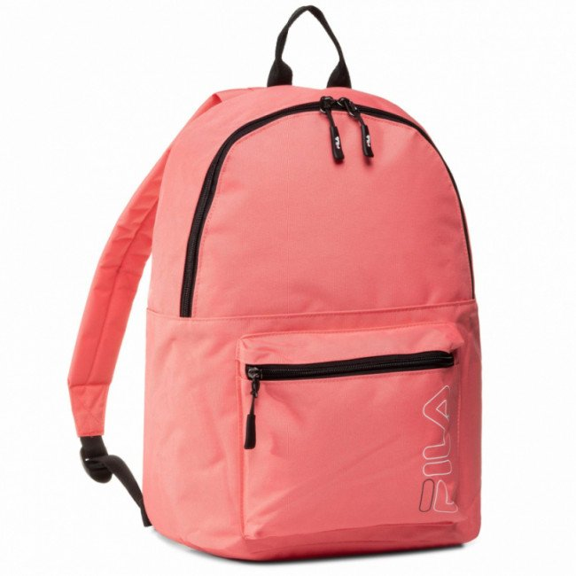 Ruksak FILA - Backpack S'Cool 685099 Shell Pink A430